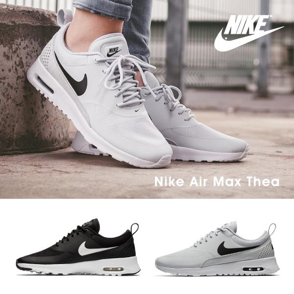 【送料無料】【並行輸入品】『Nike-ナイキ-』Air Max Thea Shoe 〔599409〕