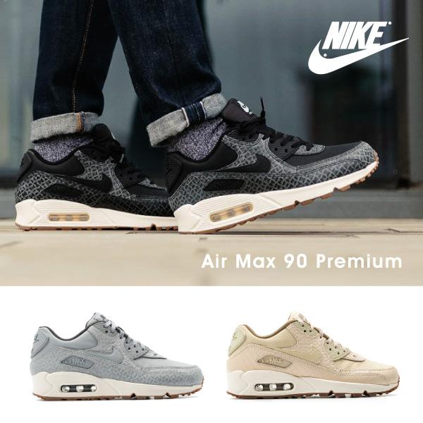 【送料無料】【並行輸入品】『Nike-ナイキ-』Air Max 90 Premium Shoe 〔443817〕