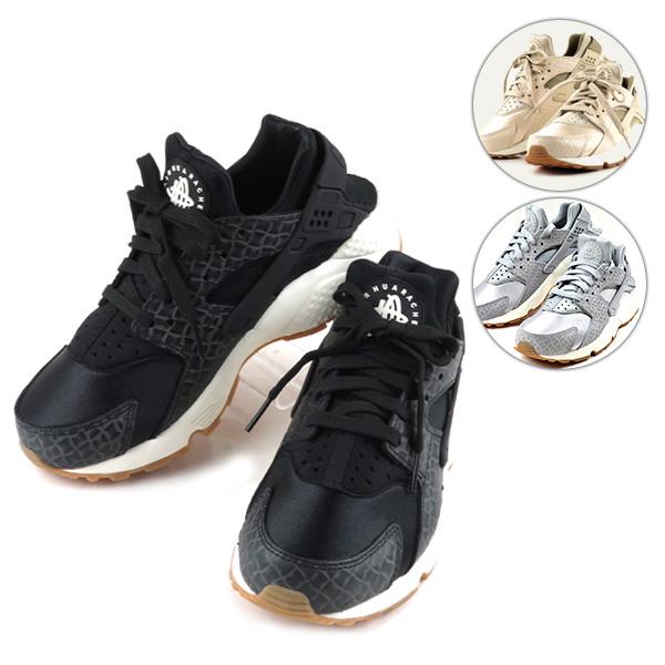 【並行輸入品】『Nike-ナイキ-』Air Huarache Run Premium Shoe 〔683818〕【スーパーSALE開催☆ポイント最大44倍!!6/11 01:59マデ】