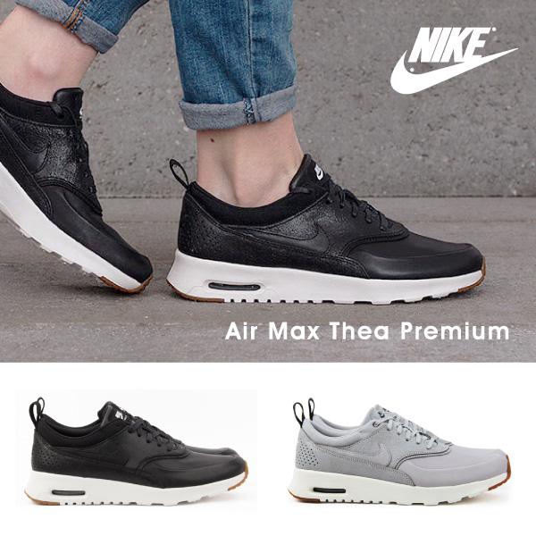 【送料無料】【並行輸入品】『Nike-ナイキ-』Air Max Thea Premium Shoe 〔616723〕