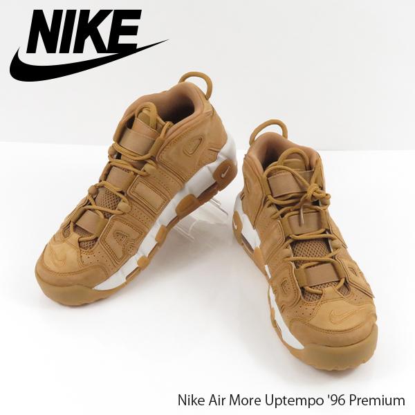 【送料無料】【並行輸入品】『Nike-ナイキ-』Air More Uptempo '96 Premium [AA4060]-エアモアアップテンポ プレミアム-