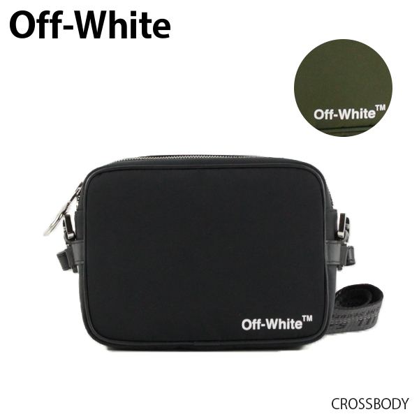 【送料無料】【2019 SS】【新作】『Off-White-オフホワイト-』CROSSBODY-クロスボディバッグ-〔OMNA024R19C06041〕, Sports Shoes SelectSHOP Booshop:6dfb2e2f --- koreandrama.store