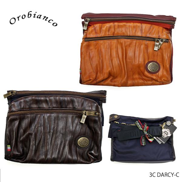 【送料無料】【並行輸入品】『Orobianco-オロビアンコ-』3C DARCY-C[OR165]