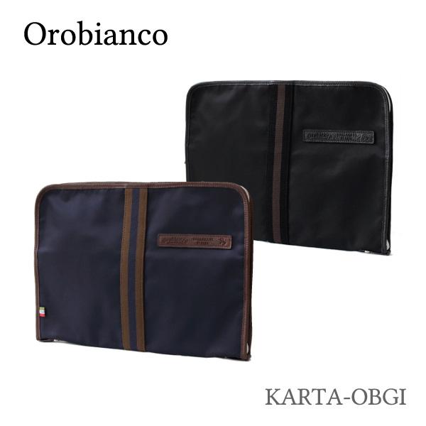 【送料無料】【NEW】【並行輸入品】『Orobianco-オロビアンコ-』KARTA-OBGI[クラッチバッグ タブレットケース メンズ ビジネス 並行輸入正規品 ]