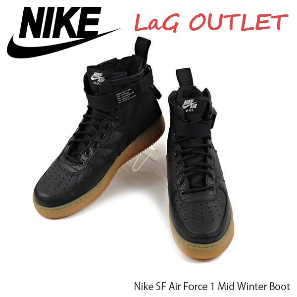【返品交換不可】【アウトレット品】【並行輸入品】『Nike-ナイキ-』SF Air Force 1 Mid [917753]-スペシャル フィールド エアフォース 1 ミッド-《ご注文後3日前後発送予定》