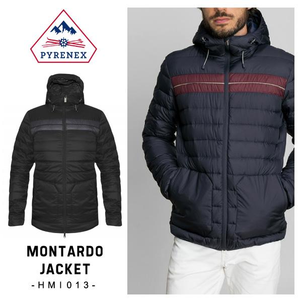 【送料無料】【2017 AW】【並行輸入正規品】『Pyrenex-ピレネックス-』Montardo Jacket〔HMI013〕