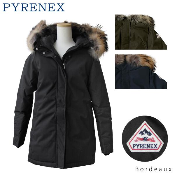 【送料無料】【2018 AW】『Pyrenex-ピレネックス-』Bordeaux -ボルドージャケット-[ジャパンサイズ]〔HWK041〕