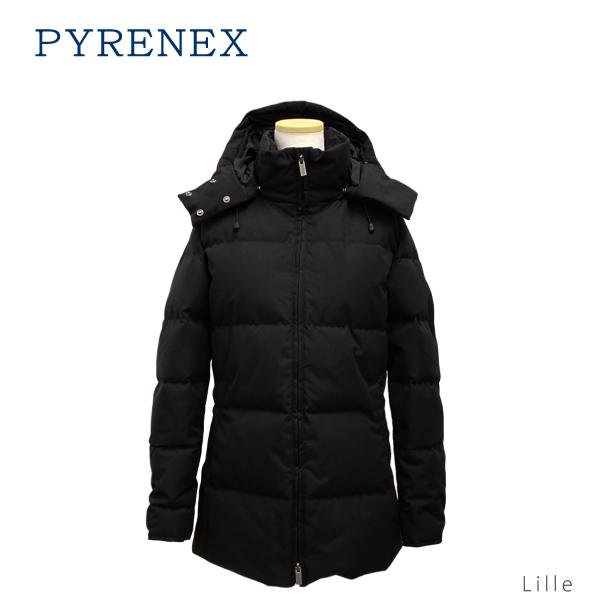 【送料無料】【並行輸入】【2018 AW】『Pyrenex-ピレネックス-』Lille-リール ダウンコート-〔HWK038〕