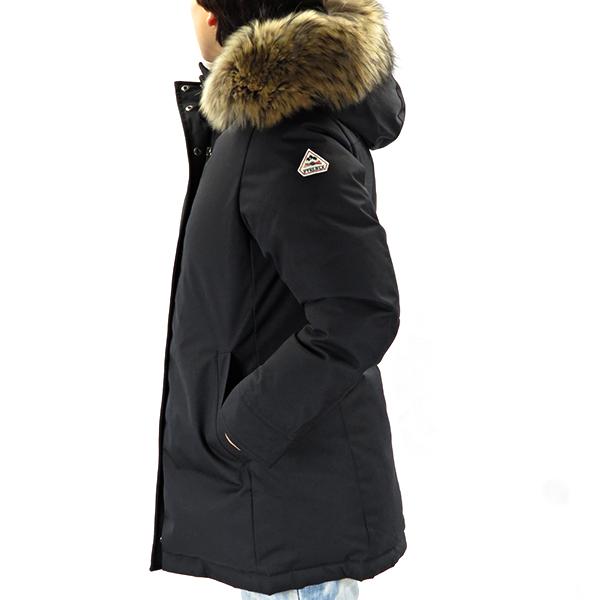 【予約】【2019 AW】【並行輸入品】『Pyrenex-ピレネックス-』Bordeaux Fur ボルドー ファー ダウンコート〔HWM048〕《ご注文後3日前後発送予定》