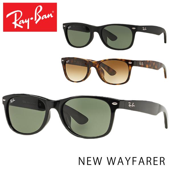 【送料無料】【並行輸入品】【2018 SS】『Ray-Ban-レイバン-』NEW WAYFARER CLASSIC [RB2132F]