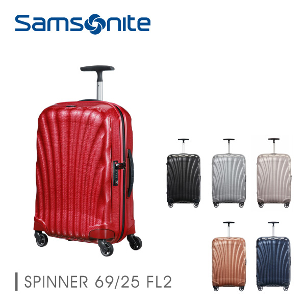 【予約】【送料無料】【返品交換不可】【並行輸入品】『Samsonite-サムソナイト-』Cosmolite 3.0 Spinner 69cm 68L [コスモライト3.0 スピナー 4輪 69cm 68L]《11月21日前後発送予定》