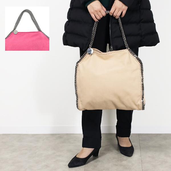 【送料無料】【並行輸入品】『STELLA McCARTNEY-ステラマッカートニー-』BORSA SMALL TOTE SHAGGY DEER〔261063 W9132〕-ファラベラ シャギー ディア スモール トートバッグ-