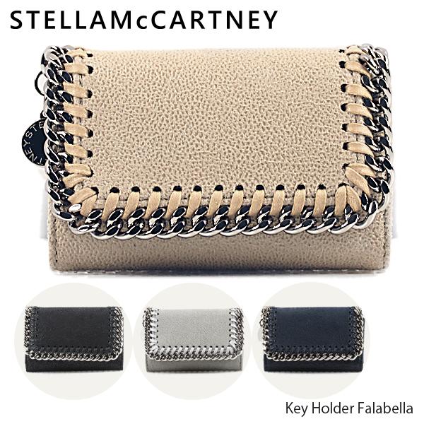 【2019 AW】【並行輸入品】『STELLA McCARTNEY-ステラマッカートニー-』 Falabella Key Case レディース キーケース ユニセックス ファラベラ〔529340W9132〕