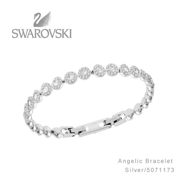 【送料無料】【並行輸入品】『SWAROVSKI-スワロフスキー-』Angelic Bracelet[5071173]
