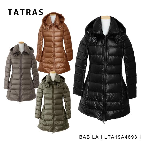【送料無料】【並行輸入品】【2018 AW】『TATRAS-タトラス-』BABILA[LTA19A4693]-バビラ-