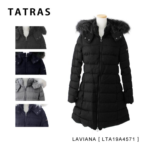 【送料無料】【並行輸入品】【2018 AW】『TATRAS-タトラス-』LAVIANA[LTA19A4571]-ラビアナ-