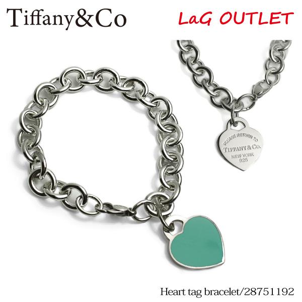 【予約】【送料無料】『Tiffany&Co-ティファニー-』Heart tag bracelet-ハートタグチャームブレスレット-〔28751192〕《ご注文後3日前後発送予定》