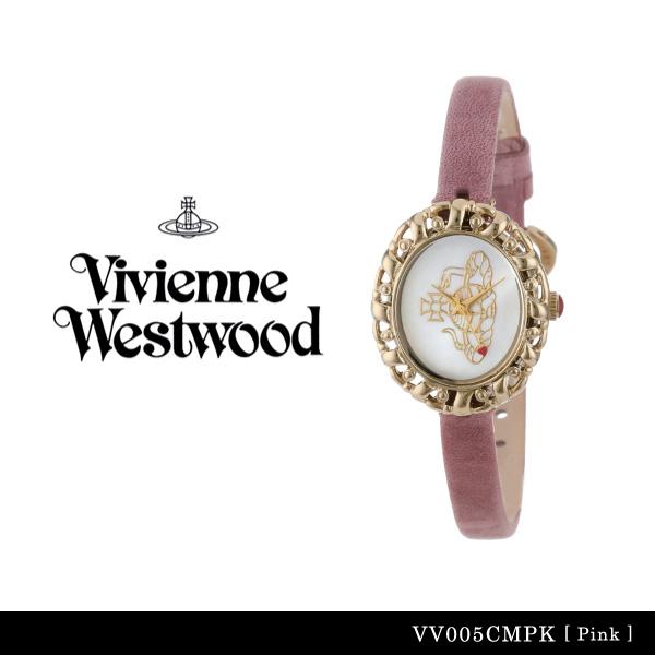 【送料無料】【並行輸入品】『Vivienne Westwood-ヴィヴィアンウエストウッド-』Rococo 腕時計 [VV005CMPK][レディース ロココ 腕時計 ウォッチ ]