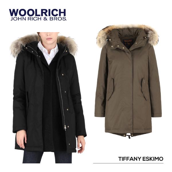 【送料無料】【2017 AW】『Woolrich-ウール リッチ-』TIFFANY ESKIMO[WWCPS2500]