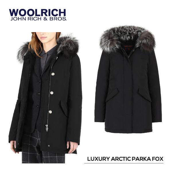 【送料無料】【2017 AW】『Woolrich-ウール リッチ-』LUXURY ARCTIC PARKA FOX[WWCPS2510][ラグジュアリー アークティックパーカ フォックス レディース アウター コート]