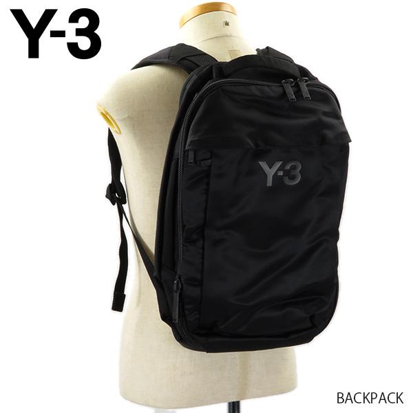 【並行輸入品】『Y-3-ワイスリー-』Y-3 BACKPACK バックパック リュック[FQ6986]
