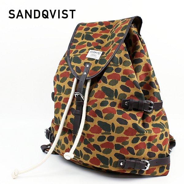 SANDQVIST サンドクヴィスト バックパック OSCAR LYNX (マルチ)