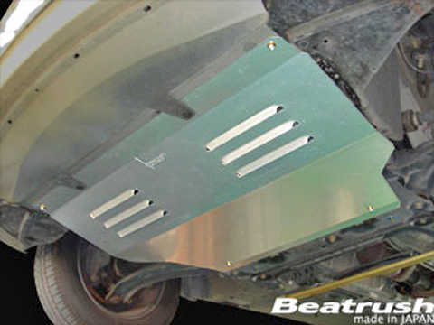 Beatrush アンダーパネル ニッサン キューブ [YZ11]、キューブキュービック [YGZ11]、ノート [E11]  * LAILE レイル