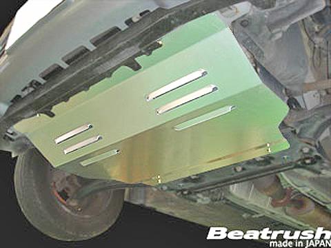 Beatrush アンダーパネル ニッサン キューブ [BZ11]、キューブキュービック [BGZ11]、マーチ [AK12]  * LAILE レイル