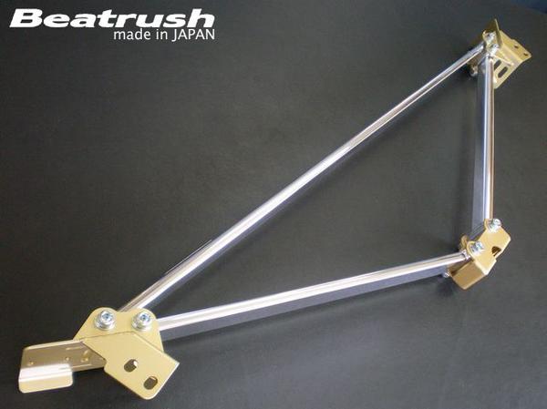 Beatrush リヤタワーバー 3ポイントタイプ トヨタ セリカ [ZZT231]  * LAILE レイル