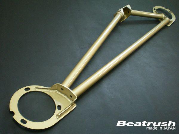 Beatrush フロントタワーバー ミツビシ ランサー Evolution 4・5・6[CN9A、CP9A]  * LAILE レイル