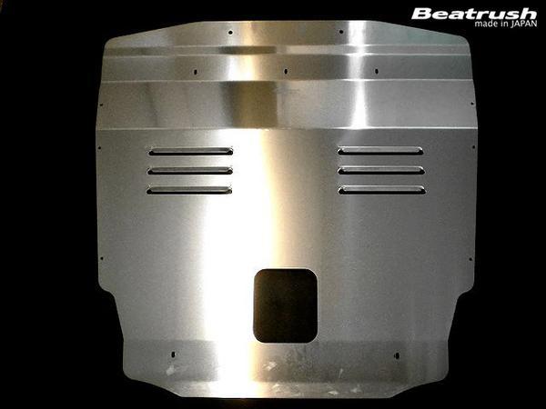 Beatrush アンダーパネル&サイドパネル セット スバル インプレッサ [GVB、GRB] 【送料無料 ※一部地域除く】  * LAILE レイル