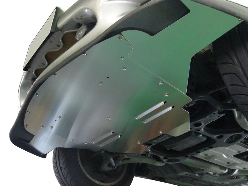 Beatrush アンダー&サイドパネルセット マツダ RX-7 [FD3S]   * LAILE レイル