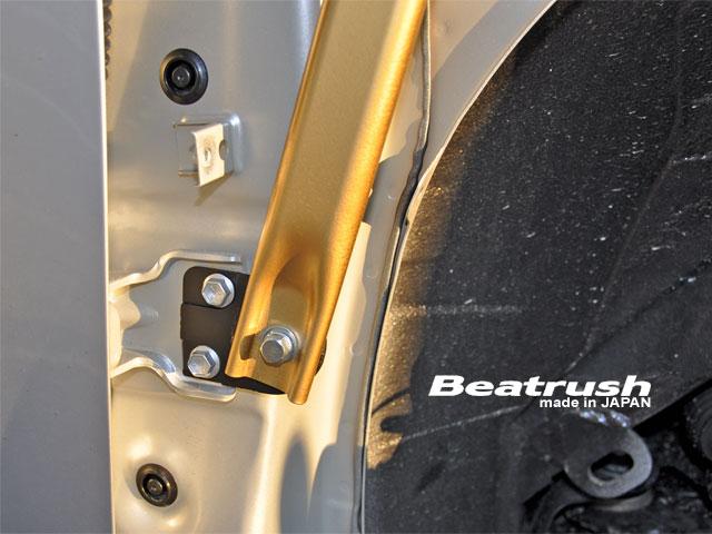 Beatrush サイドフレームサポートバー スズキ スイフトスポーツ[ZC31S]  * LAILE レイル