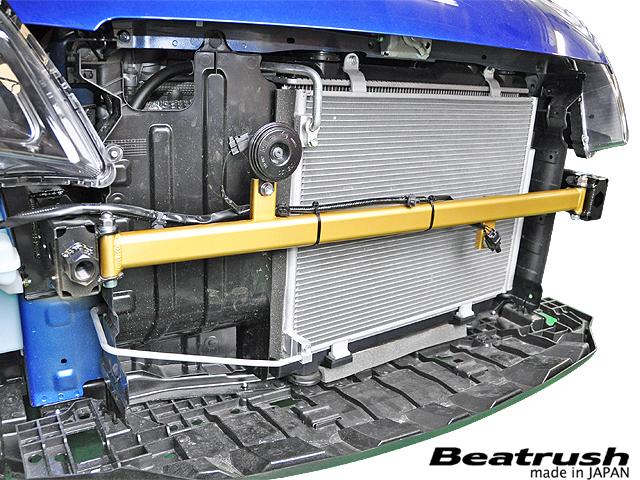 Beatrush フロントフレームトップバー スズキ スイフトスポーツ[ZC32S]  * LAILE レイル