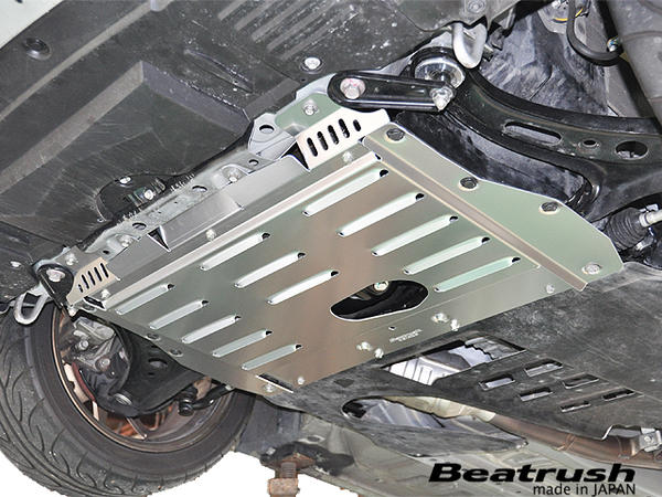 Beatrush アンダーパネル トヨタ 86 [ZN6]、スバル BRZ [ZC6] 【送料無料 ※一部地域除く】  * LAILE レイル