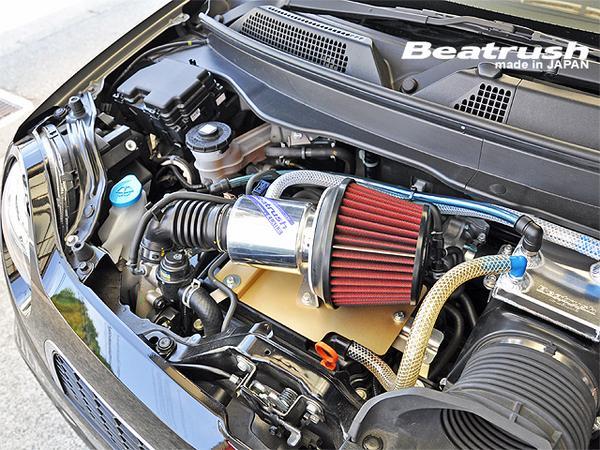 Beatrush インテークキット ホンダ N-ONE [JG1] 、N-BOX [JF1] ターボ車専用   * LAILE レイル