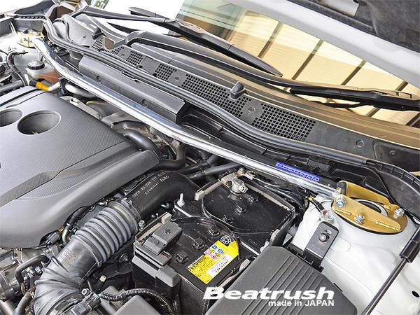 Beatrush フロントタワーバー マツダ CX-5 [KE5#W,KE2#W]  * LAILE レイル