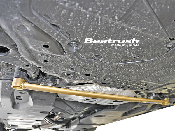 Beatrush フロントパフォーマンスバー マツダ CX-5 [KE5#W,KE2#W]、アテンザ セダンディーゼル 2WD [GJ2FP]  * LAILE レイル
