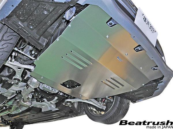 Beatrush アンダーパネル&サイドパネル セット スバル WRX Sti [VAB] 【送料無料 ※一部地域除く】  * LAILE レイル