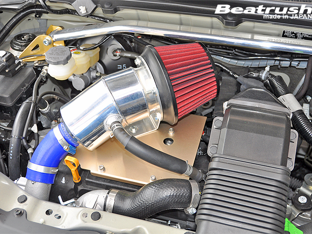 Beatrush in take kit Suzuki Alto works [HA36S] ※Turbo car * LAILE rail for  exclusive use of the car with a manual transmission