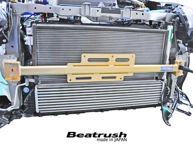 Beatrush フロントフレームトップバー スズキ スイフトスポーツ[ZC33S]  * LAILE レイル