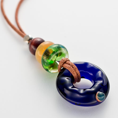 Nakota rakuten global market dragonpipe dragon pipe grass ring dragonpipe dragon pipe grass ring amp a mystical pendant with tiny glass beads beads pendant with different colors aloadofball Gallery