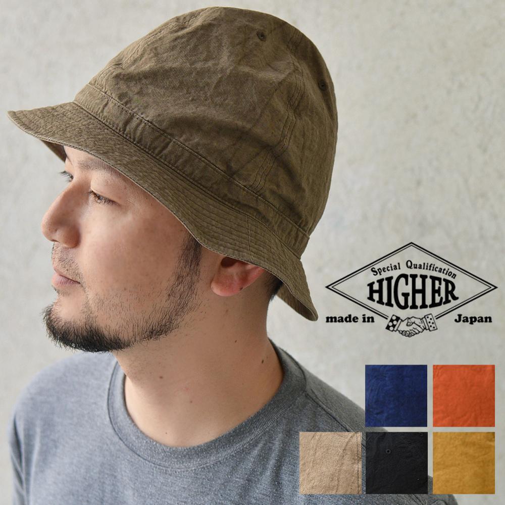 ウールフェルトチロリアン HIGHER 日本製 マウンテンハット /( ハイヤー /) 帽子