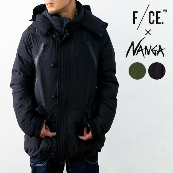F/CE.×NANGA エフシーイー ナンガ FT N3B TYPE A JK ジャケット ダウンジャケット アウター 旅 旅行 冬 中綿 日本製