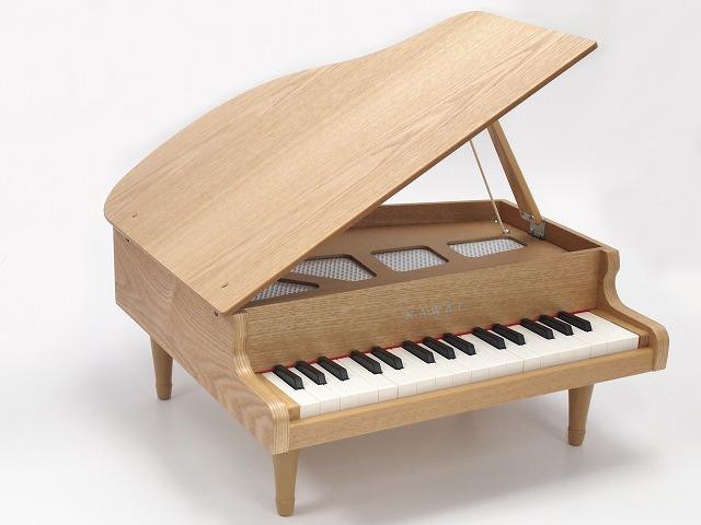 グランドピアノ (ナチュラル) 【河合楽器製作所 (KAWAI)】 1144