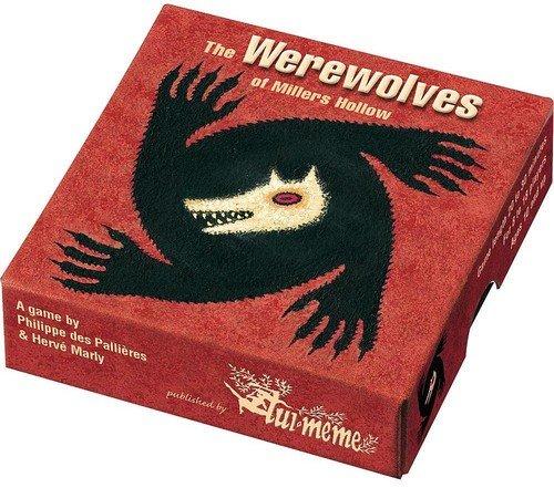 ミラーズホロウの人狼 (ワーウルブズ・オブ・ミラーズ・ホロウ) 特別版 【Lui-meme (ルイミェム)】 WER01 (The Werewolves of Miller's Hollow Special Edition)