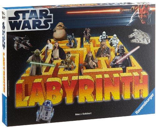 スターウォーズ ラビリンス 【Ravensburger (ラベンスバーガー)】 26590 (Star Wars Labyrinth)