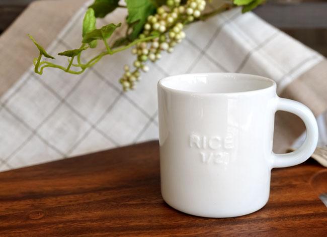 メーカー: 発売日: smart mini kitichen 新着 おこめカップ 1 2カップ 半合 計量カップ 磁器 90ml 日本製 デポー お米 メジャーカップ ライスカップ 陶器