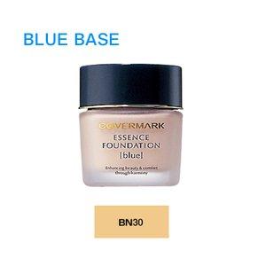 驚くほどに自分の肌と一体化して 透明美肌が続きます COVERMARK 正規品 カバーマーク NEW売り切れる前に☆ ジャスミーカラー いつでも送料無料 エッセンス ベースメイク BN30 化粧品 ブルーベース クリーム ファンデーション