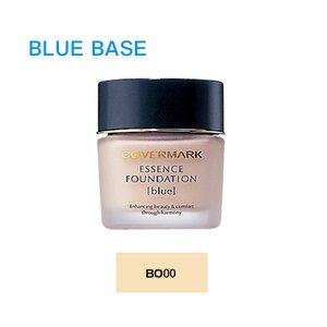 驚くほどに自分の肌と一体化して ブランド激安セール会場 透明美肌が続きます COVERMARK 正規品 カバーマーク ジャスミーカラー エッセンス BO00 ベースメイク クリーム ブルーベース 代引き不可 化粧品 ファンデーション